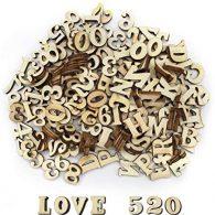 letras decorativas pequeñas